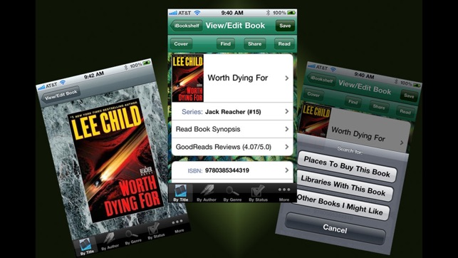 ibookshelf on the app store