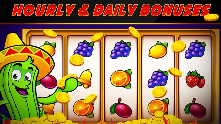 Slots Casino - Super Hot Tamale screenshot-3