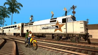 Screenshot for Grand Theft Auto: San Andreas in Portugal App Store
