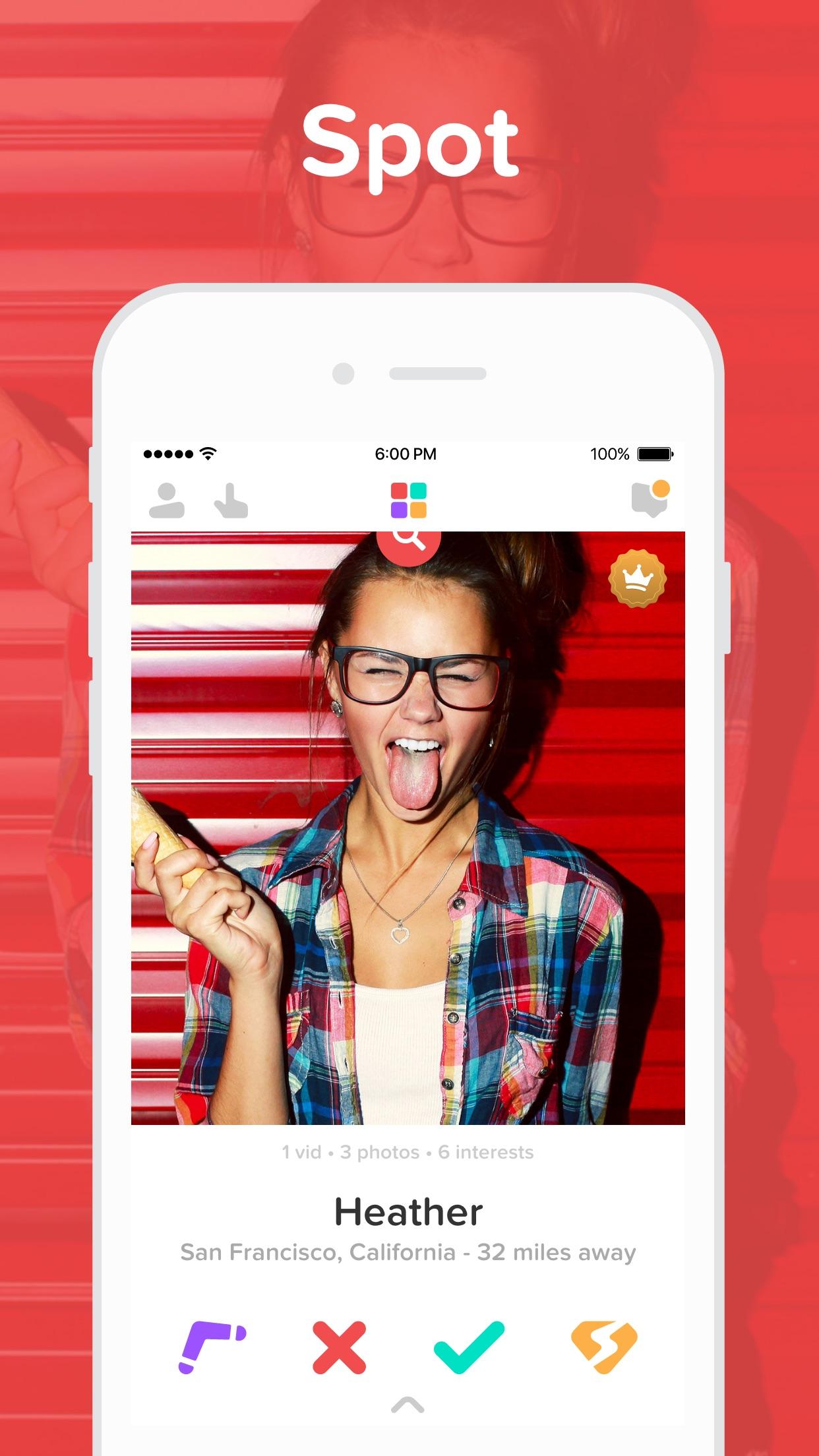 Spotafriend - Teen Meeting App to Make New Friends Screenshot