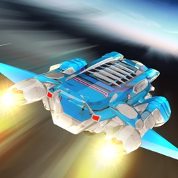 Galaxy Rocket Heroes: Speed Racing Pro
