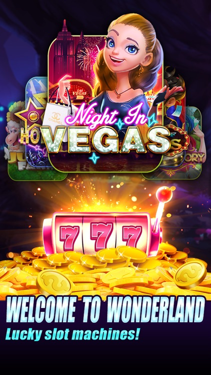 Slots Wonderland – Las Vegas casino slot machines screenshot-0