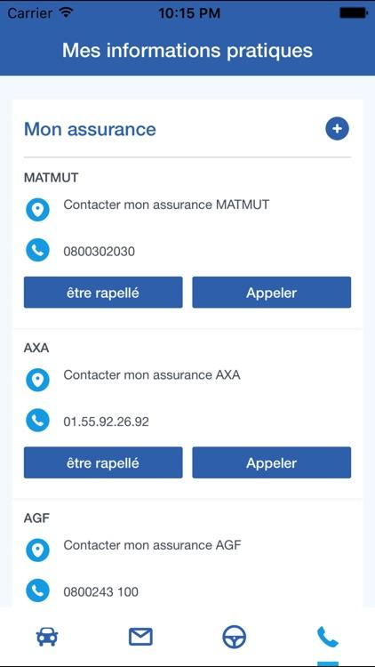 L'appli driver screenshot-4