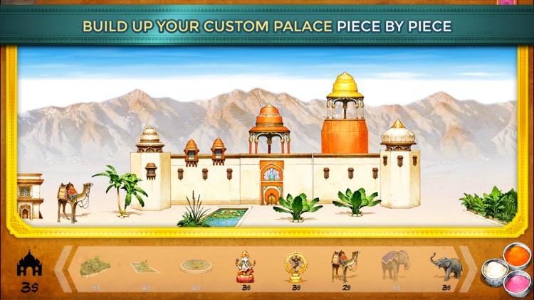 Jaipur: the board game screenshot-4