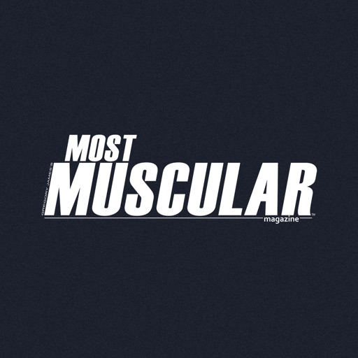 Most Muscular Magazine