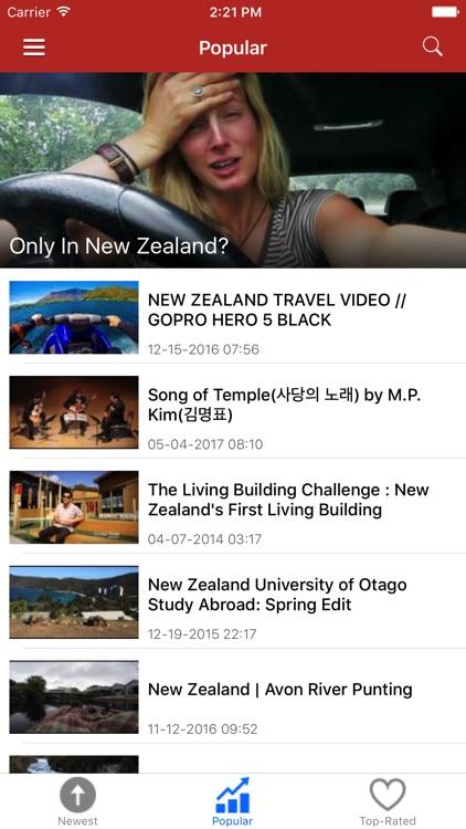NZ News Today - New Zealand Radio & Headlines screenshot-3