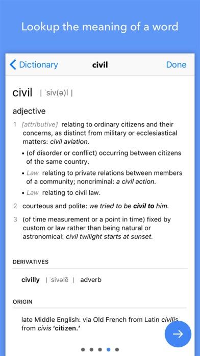 Look Up Pro: Pronunciation Checker & Dictionary screenshot four