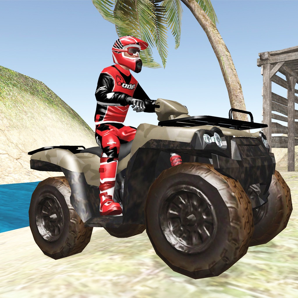 ATV Beach hack