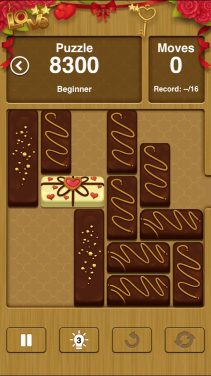 Unblock Me Premium - Classic Block Puzzle Game screenshot-3