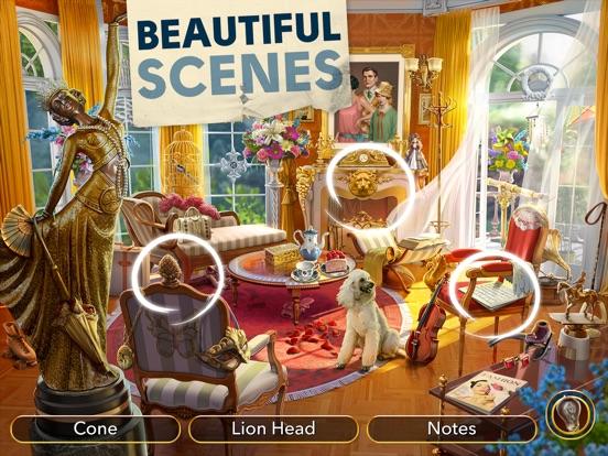 June's Journey - Hidden Object Mystery Game screenshot #1