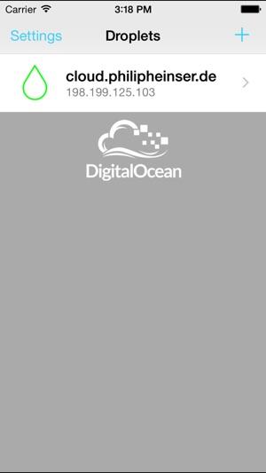 DigitalOcean Manager on the App Store