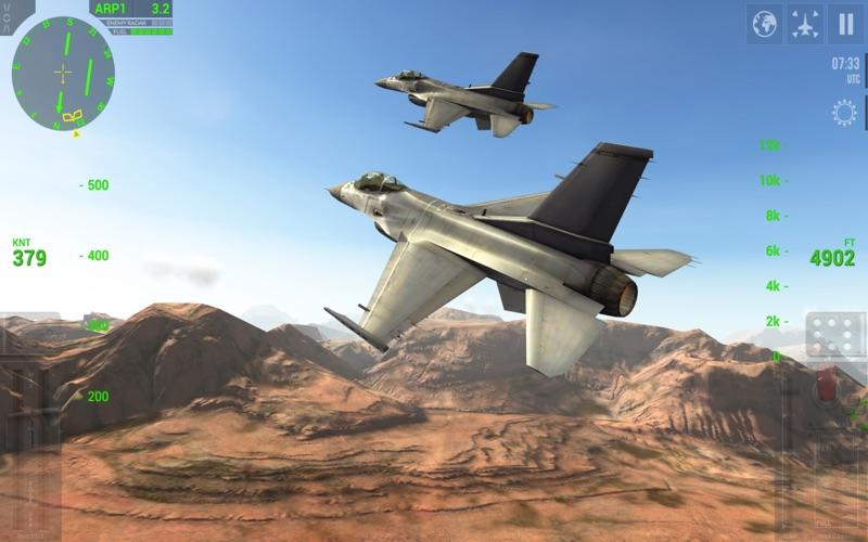 F18 Carrier Landing Lite screenshot 3