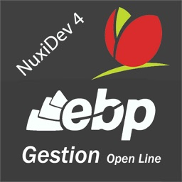 EBP Gestion Commerciale Open line via NuxiDev 4