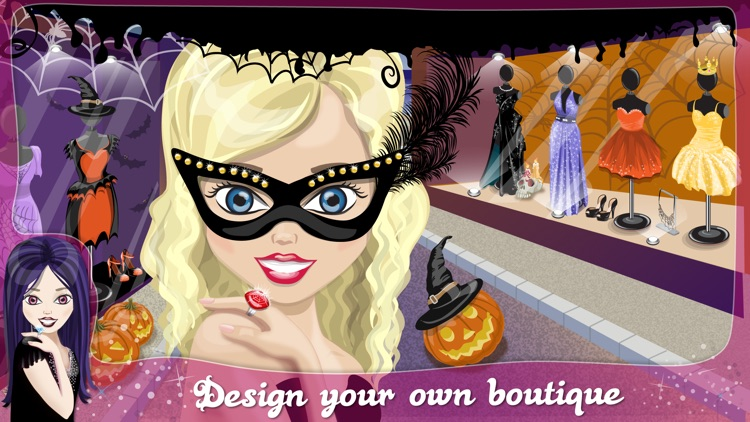 Fashion Design World Halloween