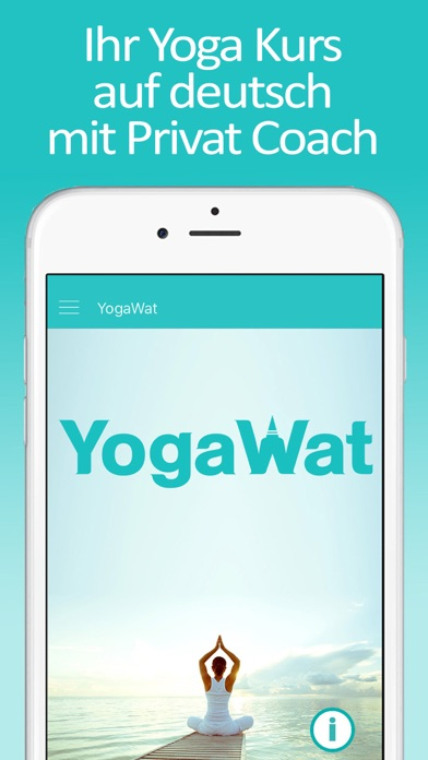 YogaWatScreenshot von 1