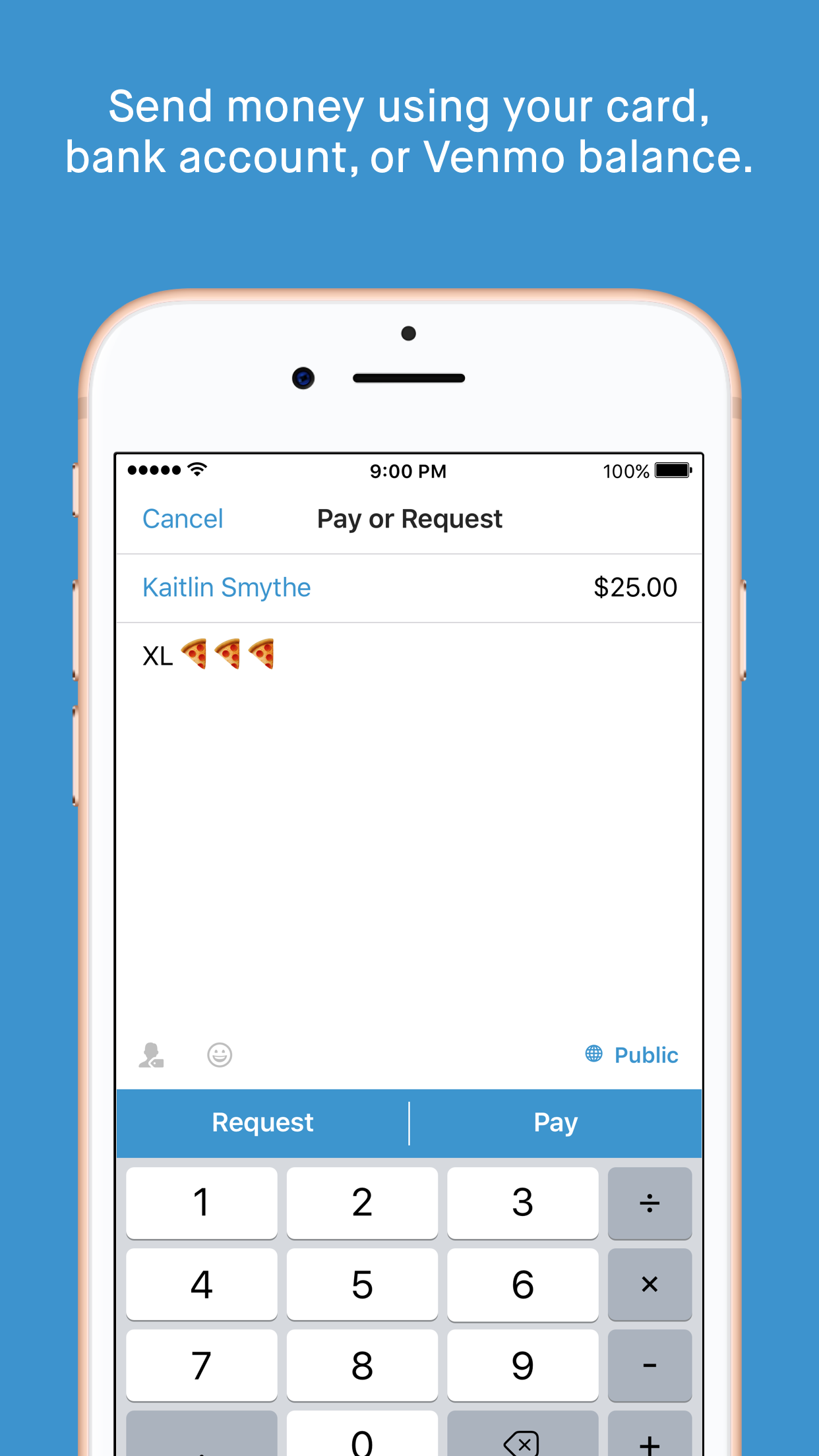 Venmo: Send & Receive Money Screenshot