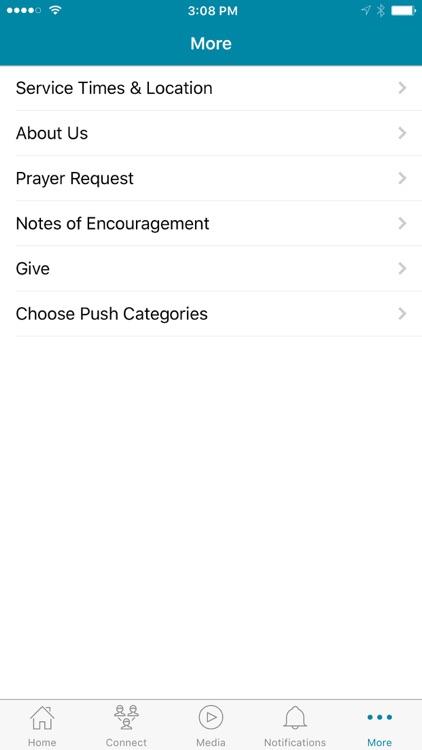 Central Baptist screenshot-4