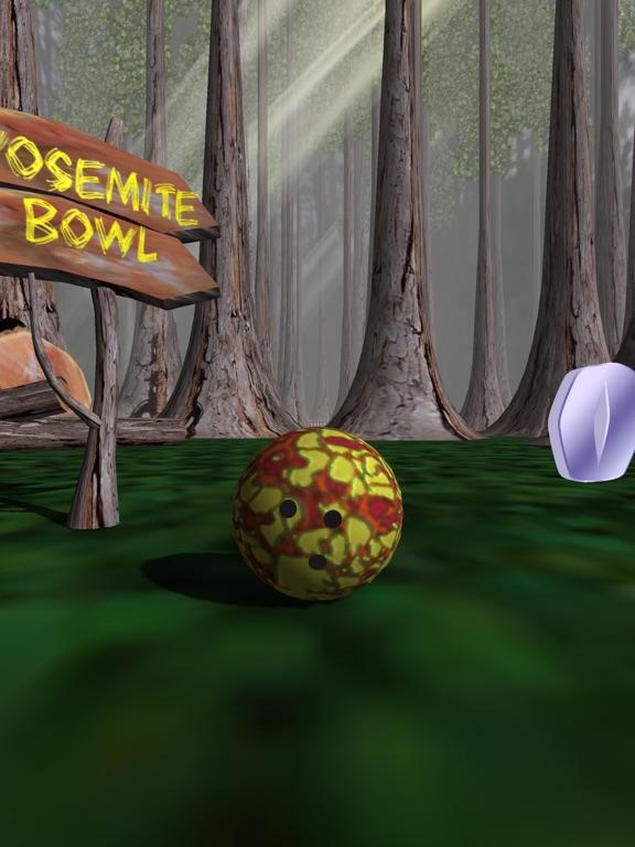 HyperBowl Forest Скриншоты8