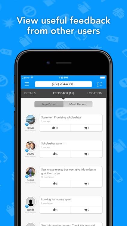 CallerSmart: Caller ID + Block screenshot-3