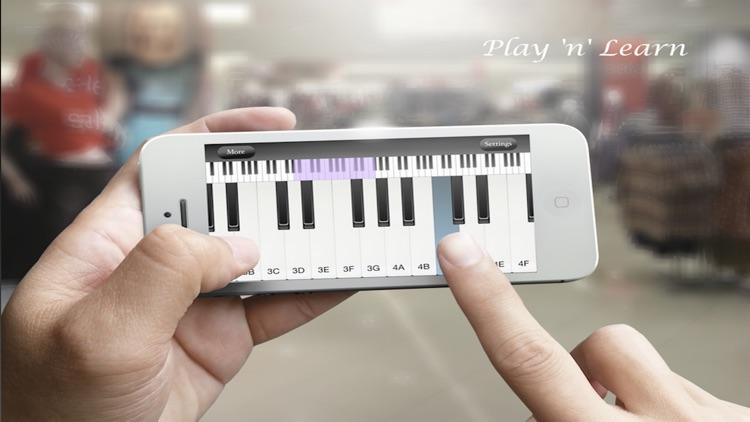 iPiano - Play Real Piano