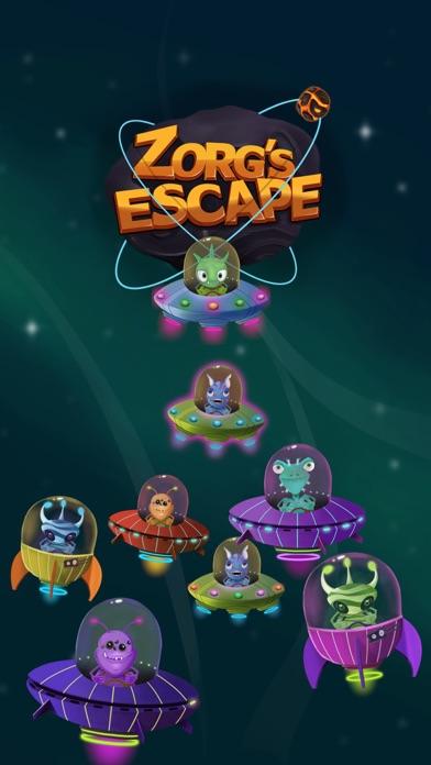 Zorg's Escape screenshot one
