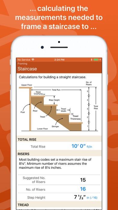 Home Builder Pro Calcs review screenshots