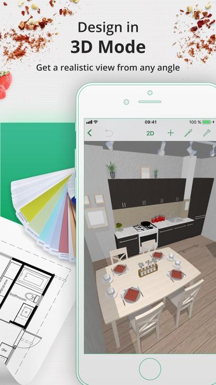 Kitchen Planner & Decorator