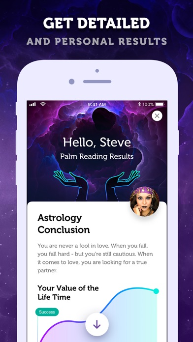 Download LIVE Palm Reading & Astrology for Pc