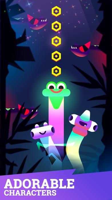 Frog Jump - endless platformer screenshot 2