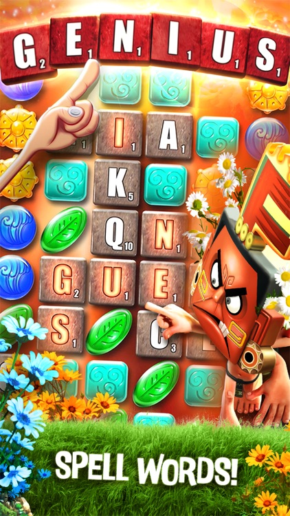 Languinis: Word Puzzle Challenge screenshot-0