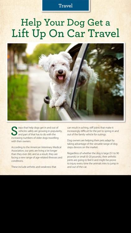 Healthy Dog Magazine