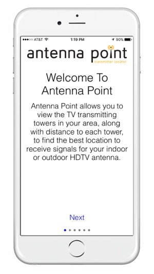 Antenna Point on the App Store on
