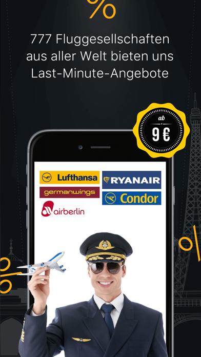 Günstige Flüge Airberlin WizzScreenshot von 4