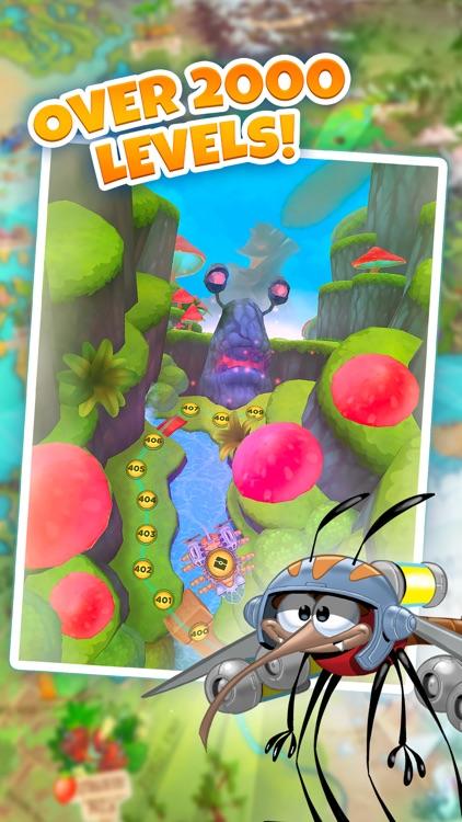 Best Fiends - Puzzle Adventure screenshot-4