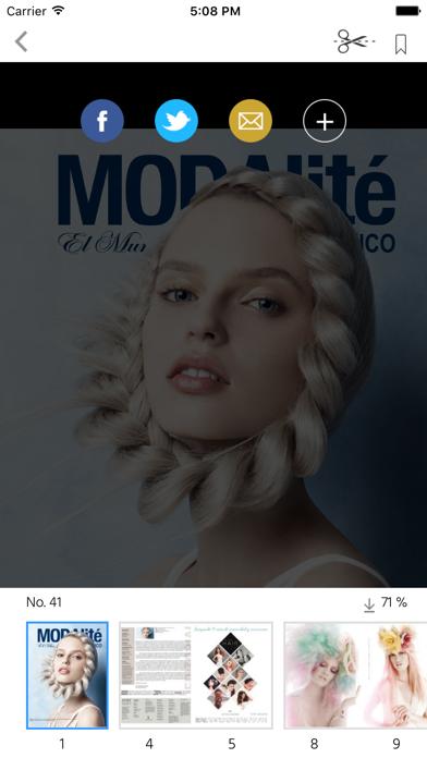 Modalité México screenshot 2