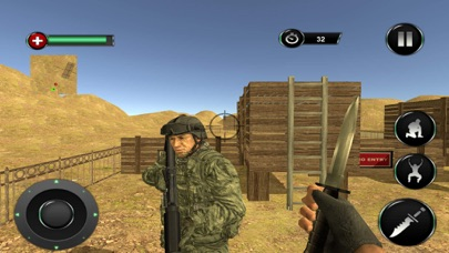 Army Commando : War Training