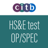 CITB - CITB Op/Spec HS&E test 2018 artwork