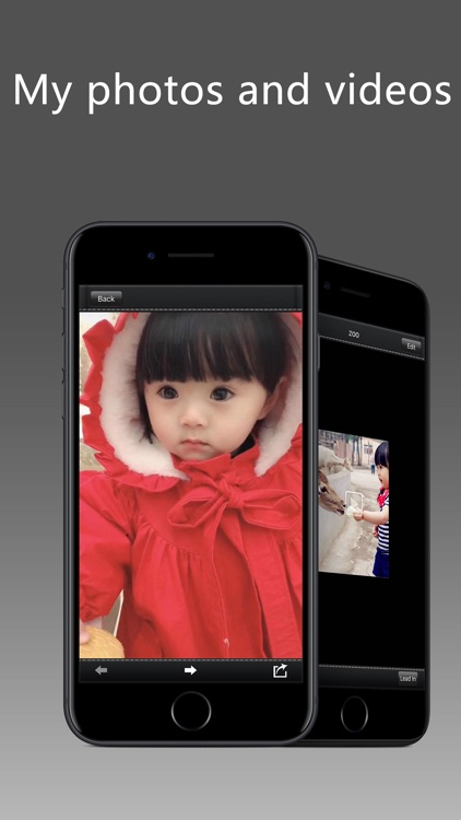 Secret photo lock—Myfolder Pro
