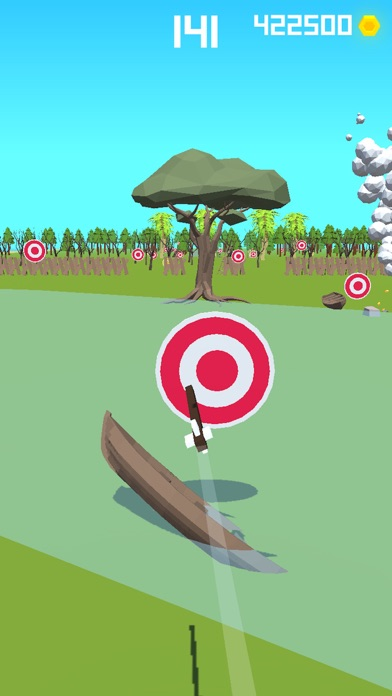 Flying Arrow! Screenshots