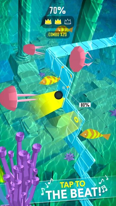 Dancing Ball World: Music Game screenshot 3