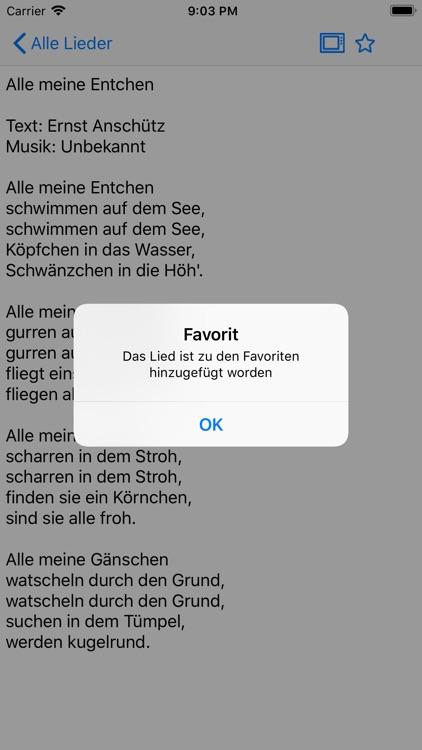Liederbuch screenshot-3