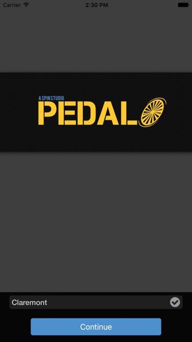 PEDAL SPIN Mobile Screenshot