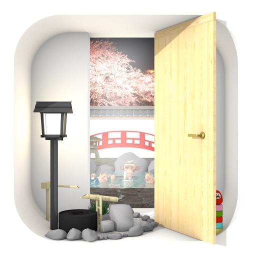 脱出ゲーム Hakone 桜舞う箱根の温泉癒しの和室