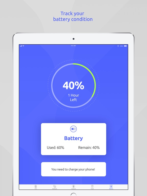 Easy Phone Cleaner for Mobile-ipad-1