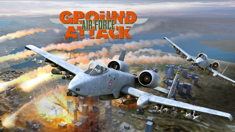Air Force – Ground Attack