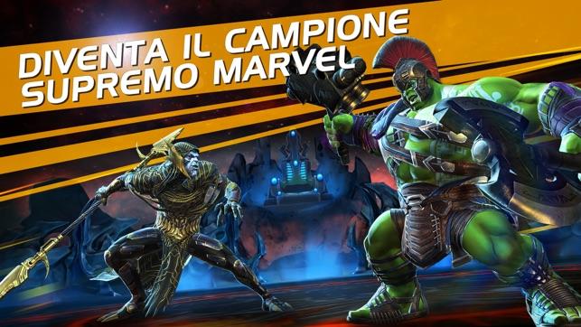 MARVEL Sfida dei Campioni Screenshot
