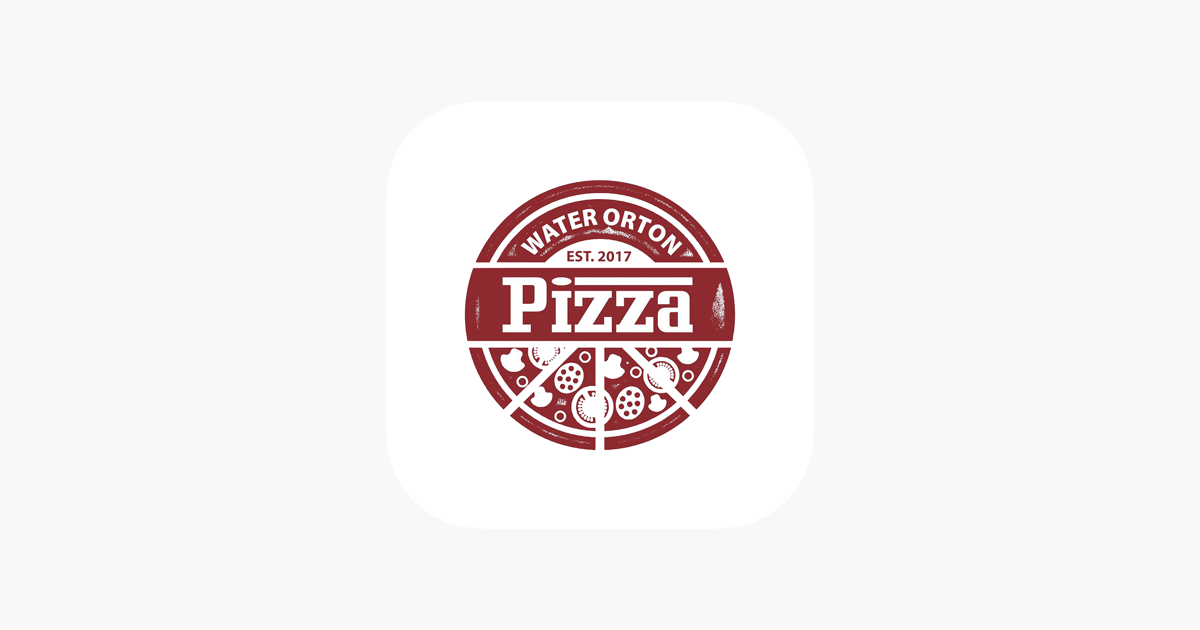 Water Orton Pizza On The App Store