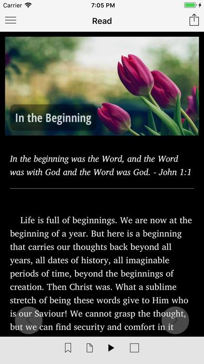 Daily Word of God screenshot-4
