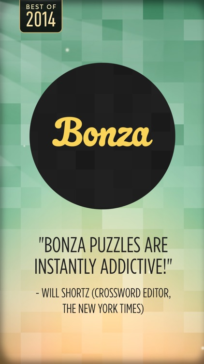 Bonza Word Puzzle screenshot-0