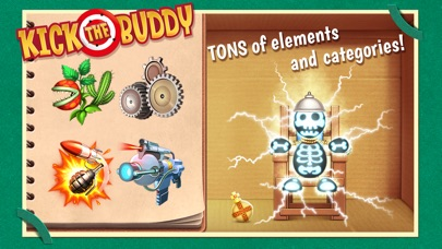 download Kick the Buddy apps 2